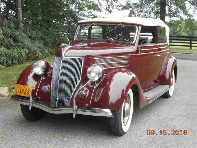 1936 Ford Sedan | 933536