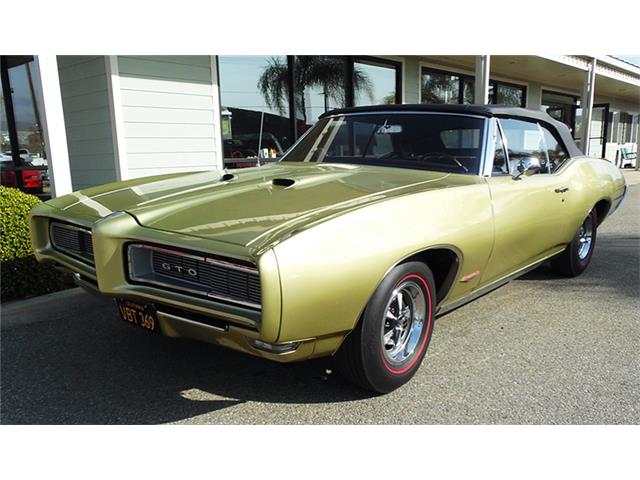 1968 Pontiac GTO | 933540