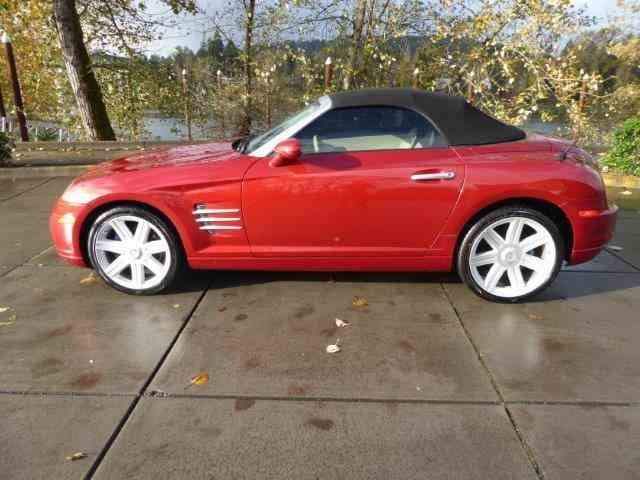 2005 Chrysler Crossfire | 933548