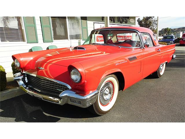 1957 Ford Thunderbird | 933549