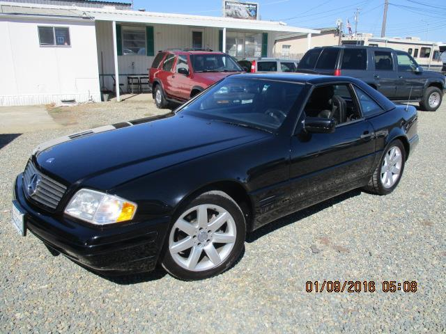1998 Mercedes-Benz SL500 | 933551