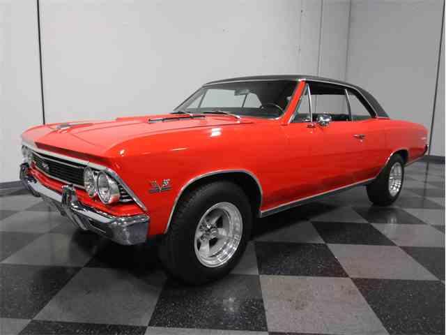 1966 Chevrolet Chevelle | 933556