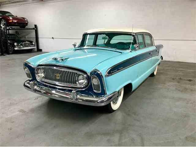 1956 Nash Ambassador | 930356