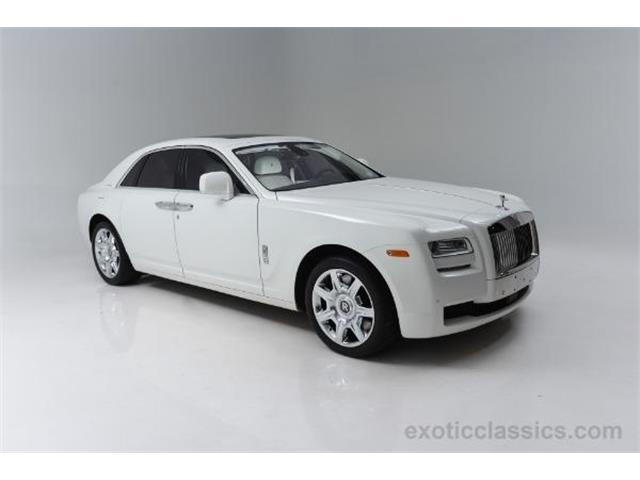 2011 Rolls-Royce Silver Ghost | 933562