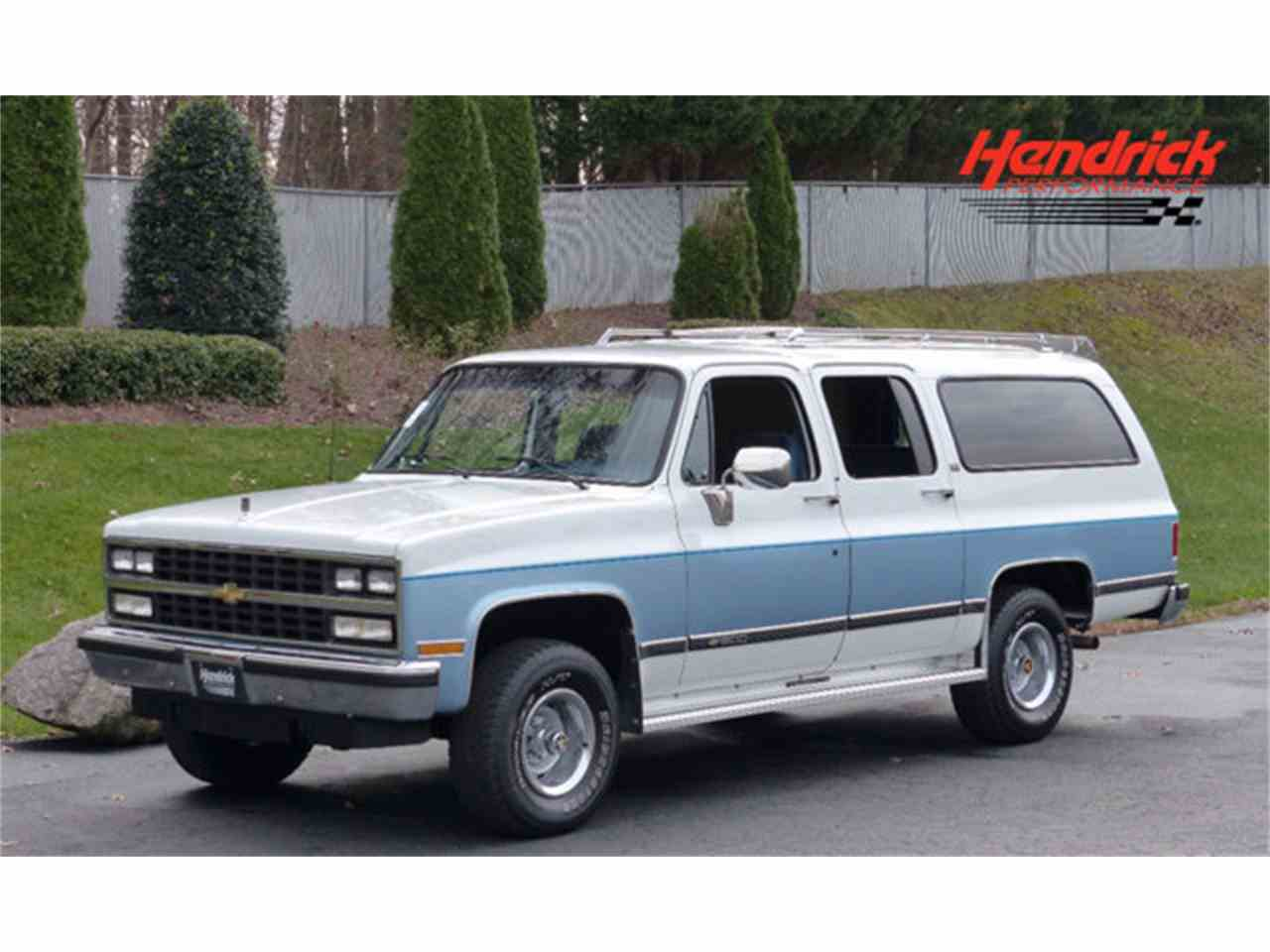 1990 chevrolet suburban for sale cc 933563. Black Bedroom Furniture Sets. Home Design Ideas