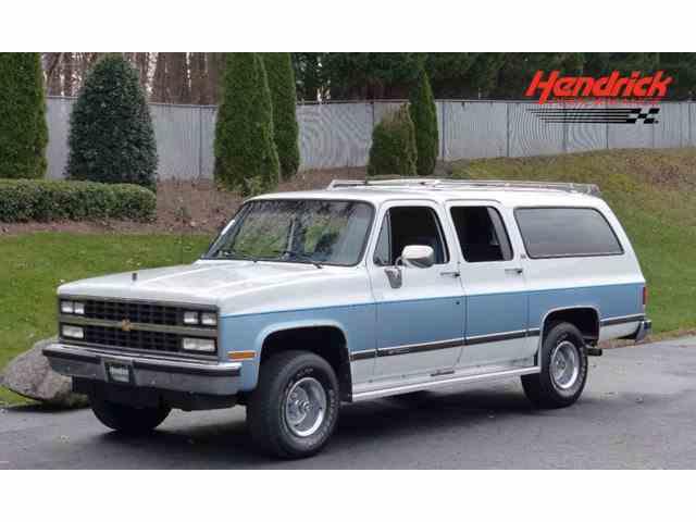 1990 Chevrolet Suburban | 933563