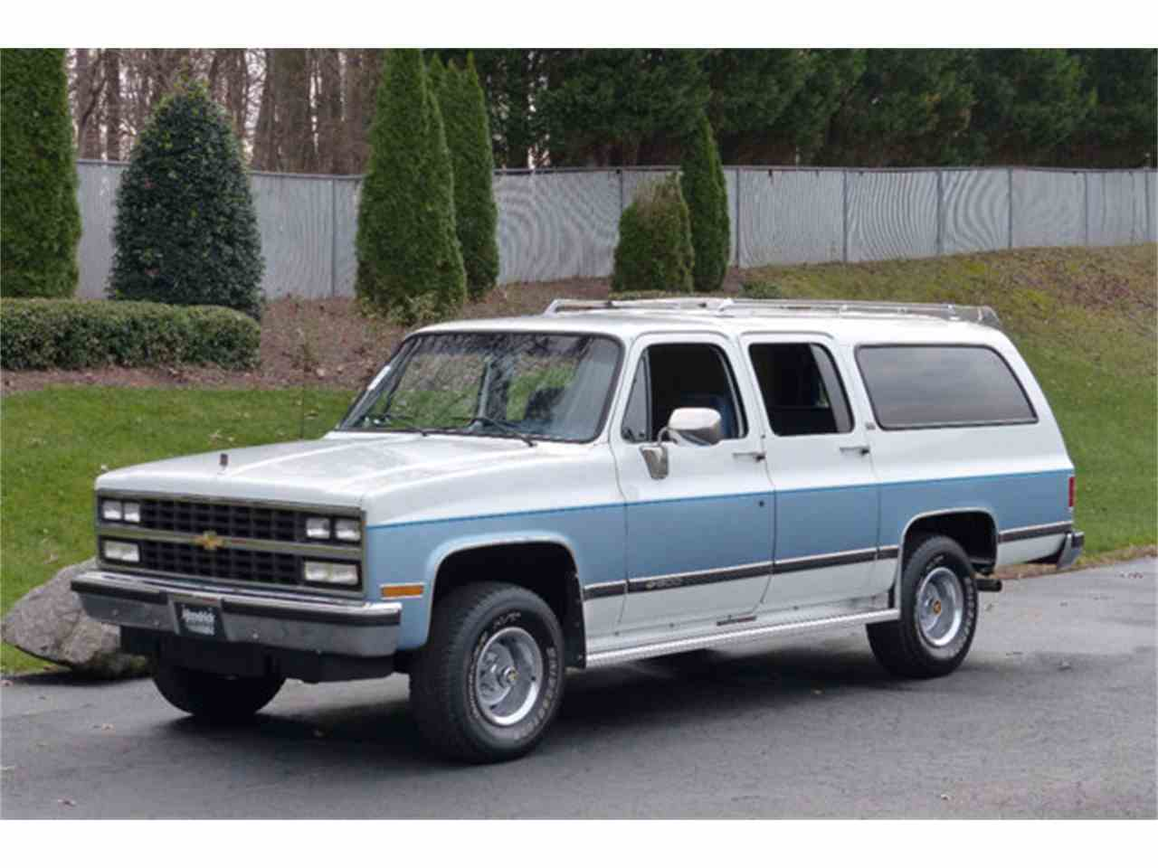 Large Picture of '90 Suburban - K0CB