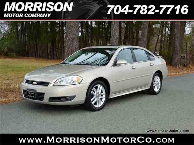 2010 Chevrolet Impala | 933582