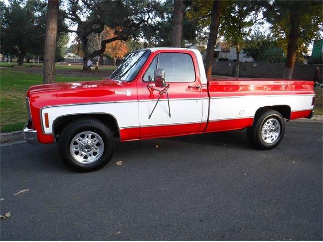 1976 Chevrolet C/K 20 | 933586