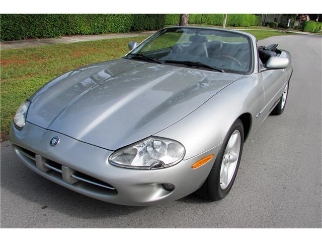 1999 Jaguar XK8   933597