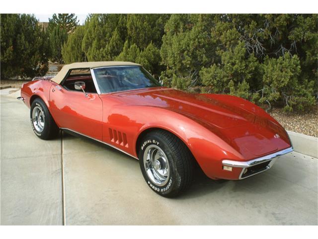 1968 Chevrolet Corvette | 933607