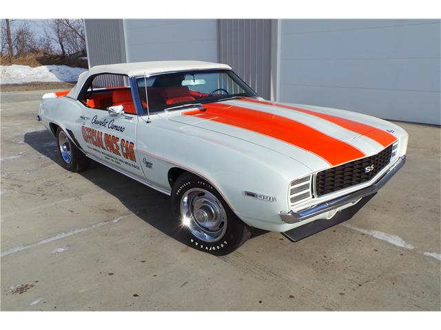 1969 CHEVROLET CAMARO INDY PACE CAR | 933608