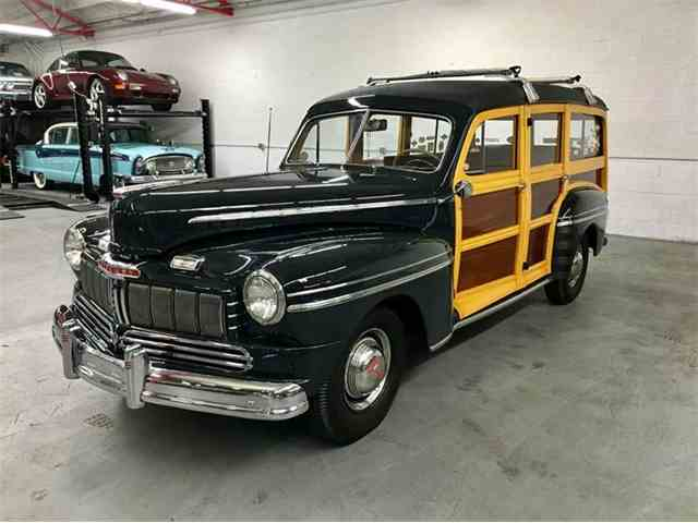 1946 Mercury Woody | 930361