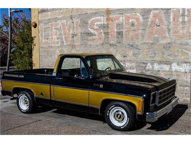 1977 Chevrolet C/K 10 | 933612
