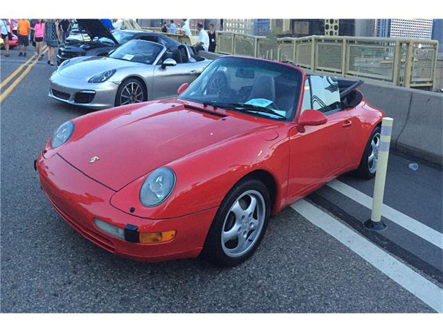 1995 Porsche Carrera | 933614
