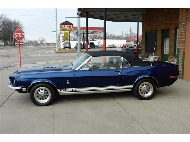 1968 Shelby GT500 | 933615