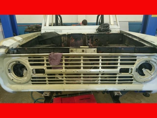 1973 Ford Bronco   933630