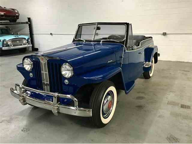 1949 Willys Jeepster | 930364