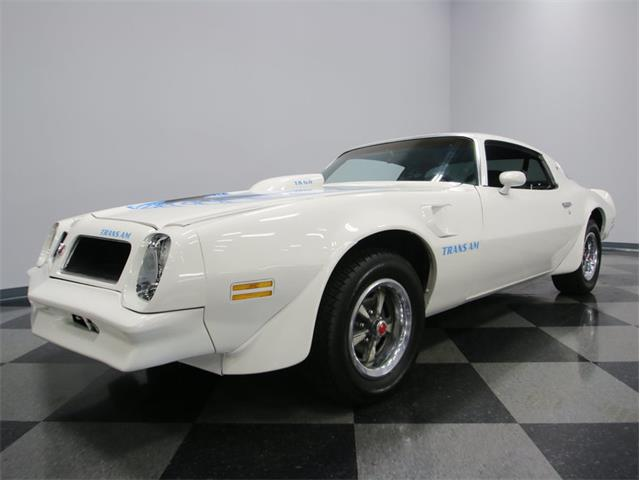 1976 Pontiac Firebird Trans Am | 933644