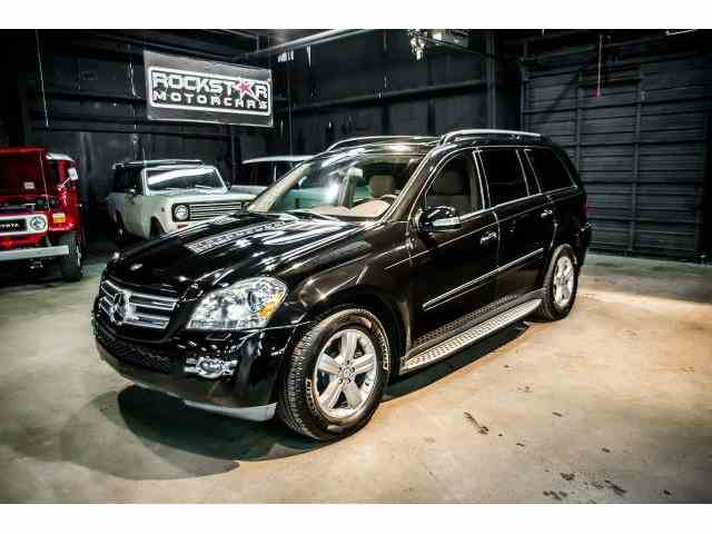 2008 Mercedes-Benz GL450 | 933646