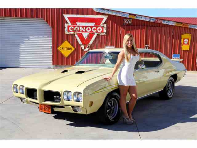 1970 Pontiac GTO (The Judge) | 933650