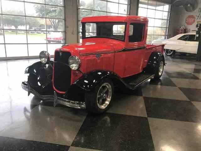1934 Ford Model B | 933654