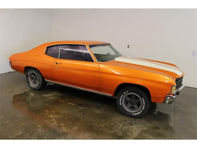 1972 Chevrolet Chevelle | 930366