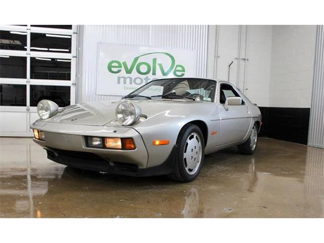 1981 Porsche 928   933660