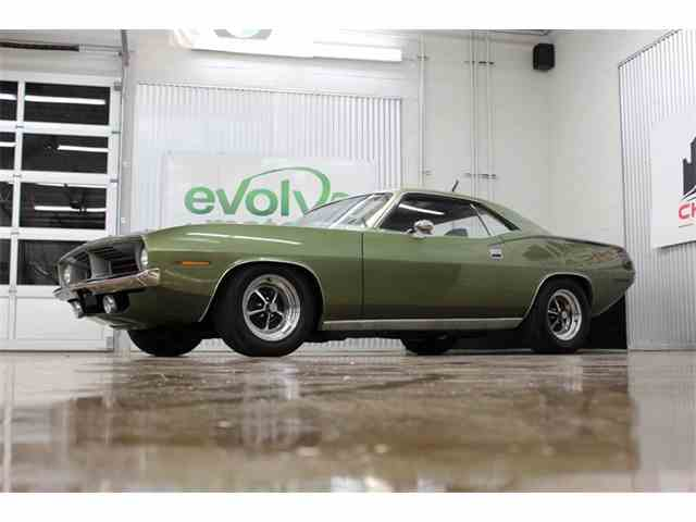 1970 Plymouth Barracuda | 933661
