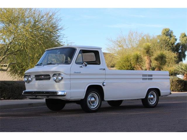 1961 Chevrolet Corvair | 933669