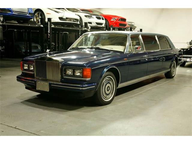Classic Rolls-royce For Sale On Classiccars Com