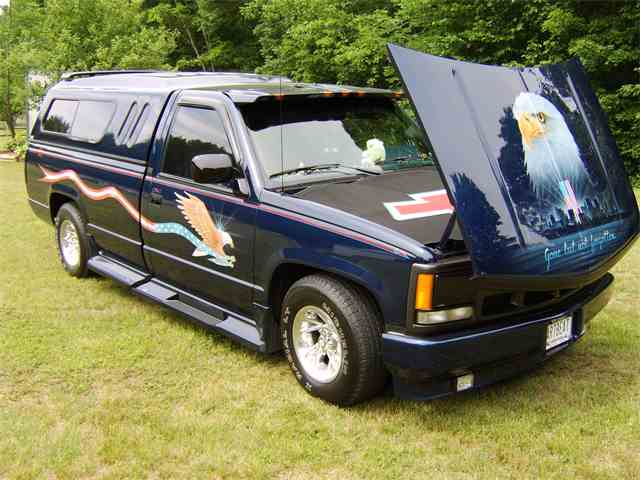 1993 Chevrolet C/K 1500 | 933679