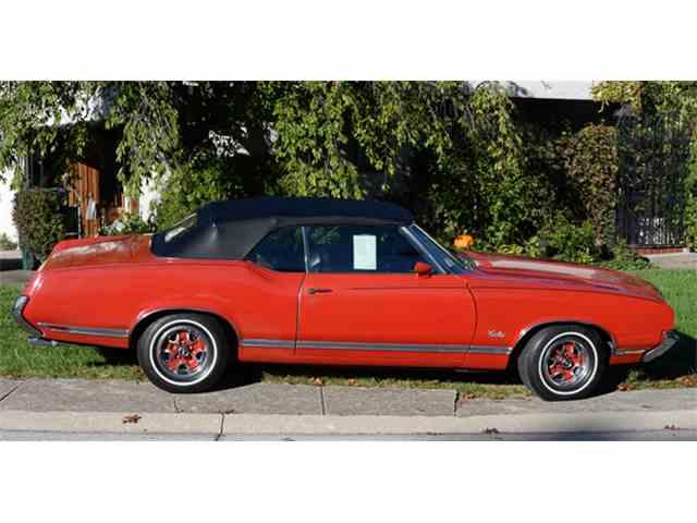 1971 Oldsmobile Cutlass Supreme | 933681