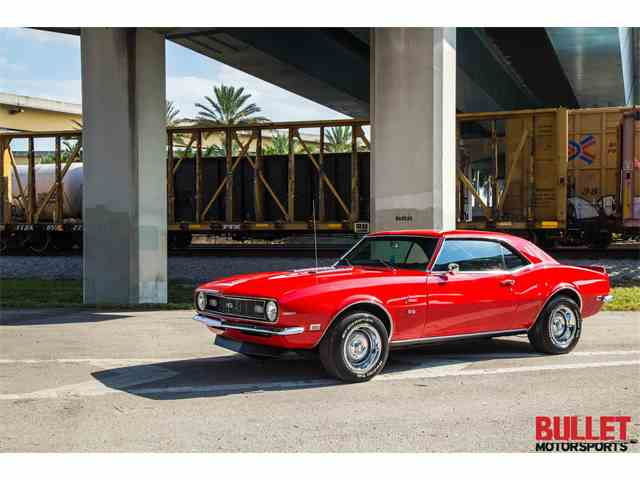 1968 Chevrolet Camaro SS | 933686