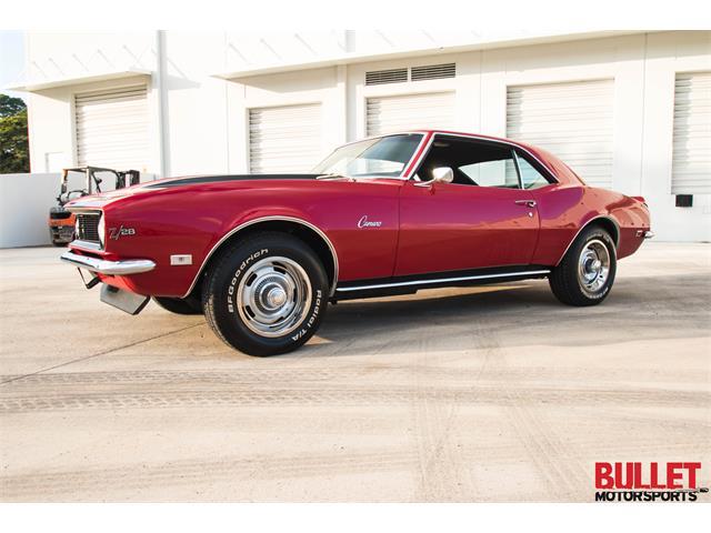 1968 Chevrolet Camaro | 933687