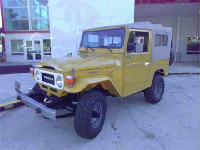 1981 Toyota Land Cruiser FJ | 933689