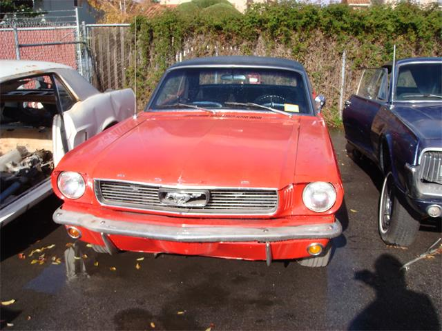 1966 Ford Mustang | 933710