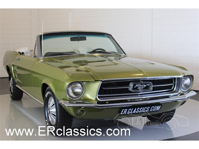 1967 Ford Mustang | 933722
