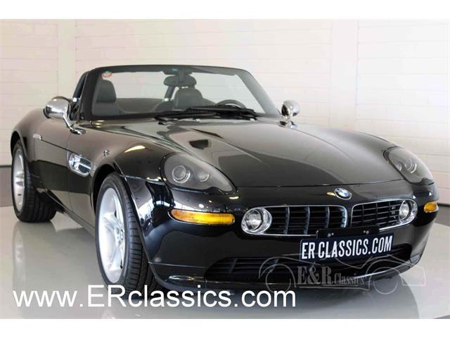 2000 BMW Z8 | 933724
