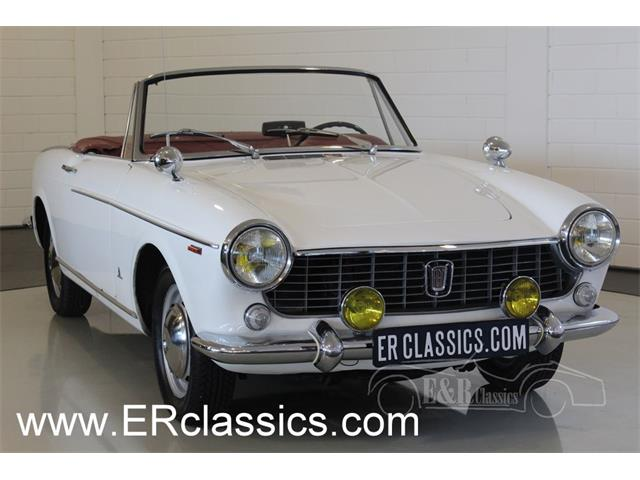 1966 Fiat 1500 Spider   933727