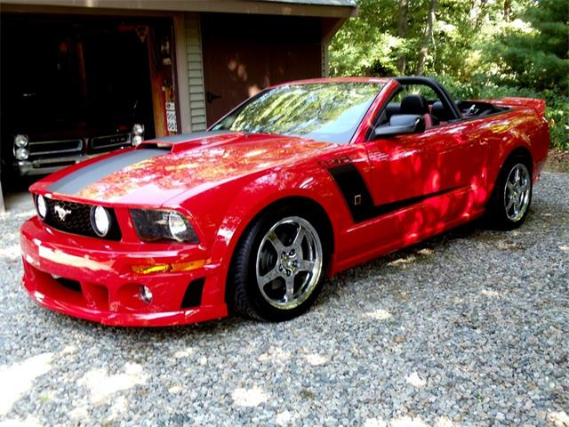 2007 Ford Mustang | 930373