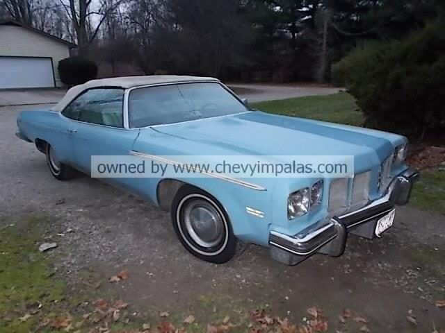 1975 Oldsmobile Delta 88 Royale Convertible | 930374