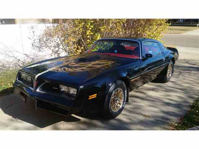 1978 Pontiac Firebird Trans Am | 933768