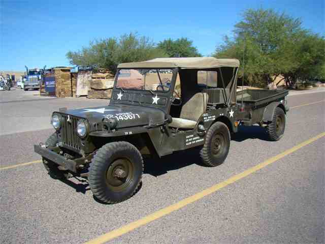 1951 Willys Jeep | 930377