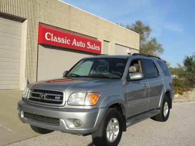 2002 Toyota Sequoia | 933778