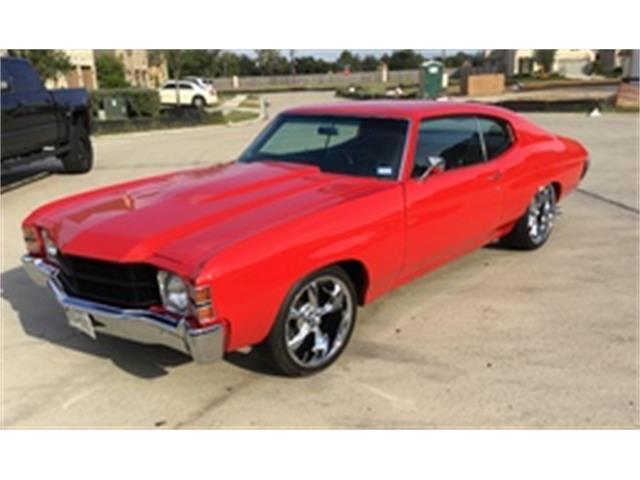1971 Chevrolet Chevelle | 933782