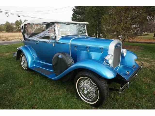 1932 Ford Model A Replica | 933783