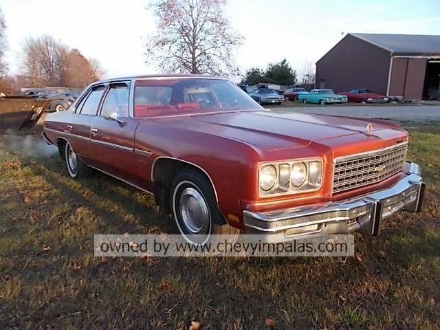1976 Chevrolet Impala 4 door | 930379