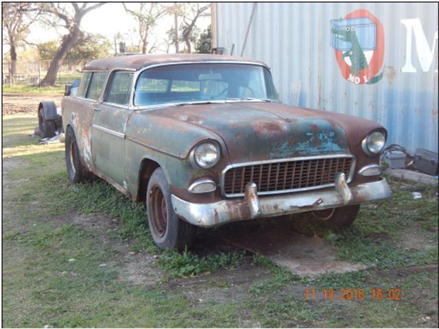1955 Chevrolet Nomad | 933791