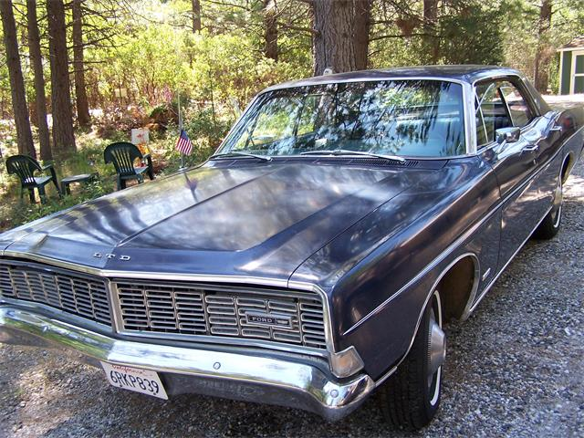 1968 Ford LTD | 933795